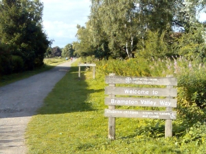 Brampton Valley Way