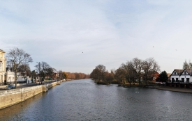 River Great Ouse in Bedford