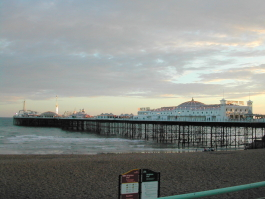 The Pier at Brighton